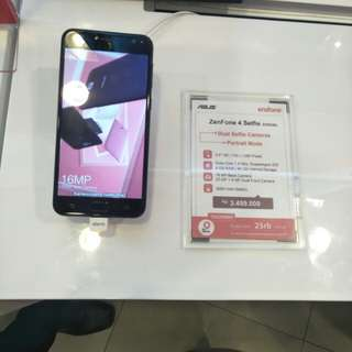 Nyicil Zenfone 4 Selfie Bisa Tanpa Cc Dan Tanpa Bungaa