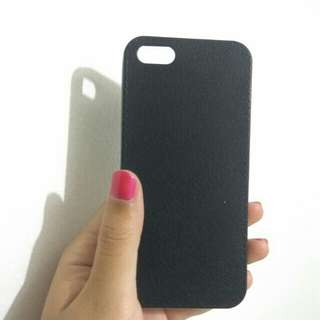 BLACK SOFTCASE iPhone 5 / 5S