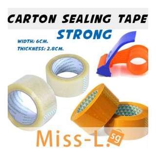 ✌️ CARTON SEALING TAPE