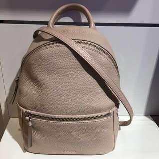 Authentic Ecco mini backpack 2 ways