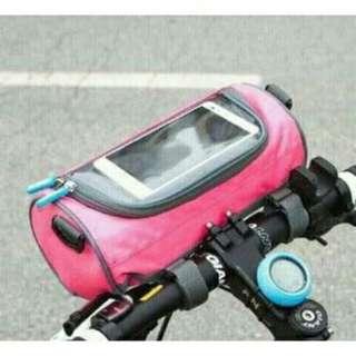 Bicycle Cellphone Holder Organizer