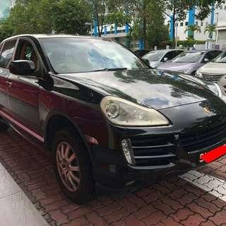 Porsche Cayenne SG