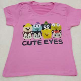 Tee for Kids 4-6 years old