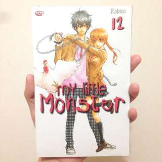Komik Seri 6 ( my little monster )