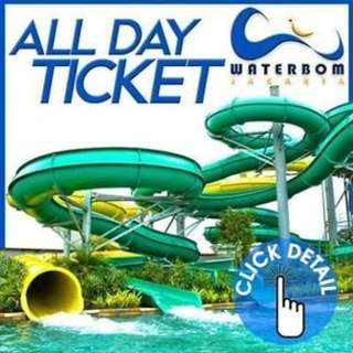 E Ticket Waterboom PIK