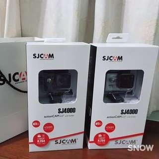 全新Sj4000 1080P 行車記錄器 機車專用