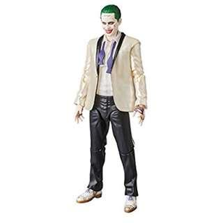 Mafex Joker 禮服 小丑 Dc Shf Hottoys Medicom Batman 小丑女 自殺突擊隊 Deadshot Figure