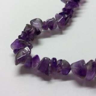 90cm 紫水晶 頸鏈/項鏈