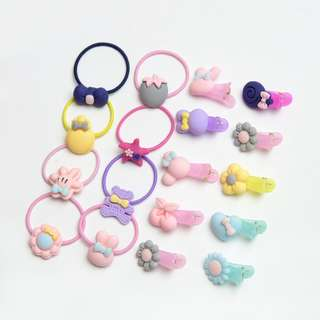 Hair Accessories Set for Girls