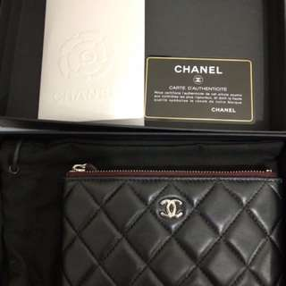 Chanel o case mini散子包
