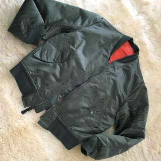Alpha Industry reveesible Jacket 2