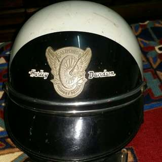 Helmet Old U.S police Harley & Nolan N43
