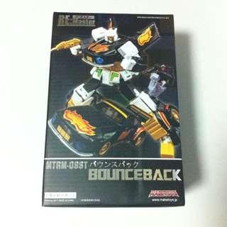 Transformers Stepper Maketoys Bounceback Masterpiece
