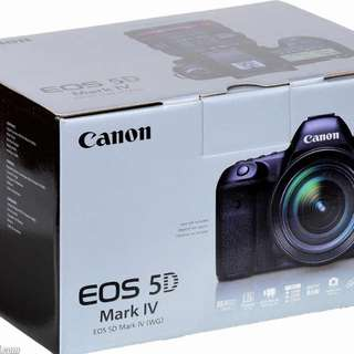 Canon 5D mark iv (NEW)