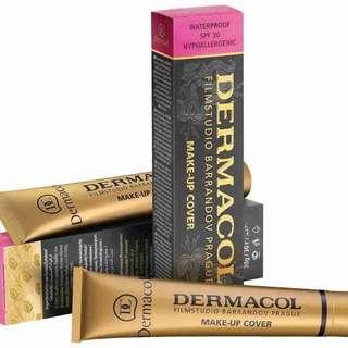 Dermacol foundation