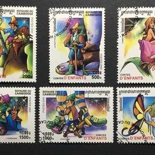 2000 Cambodia Fairy Tales