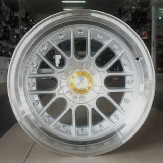Velg mobil HSR BBS atlantic R17 racing