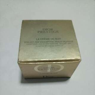 BN Dior Prestige Exceptional Age Defying Skincare Delicate Skin