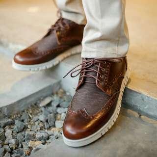Bolder Sneakers / Sepatu Pria Murah