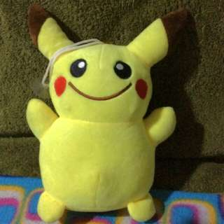 Pikachu (Stuffed Toy)