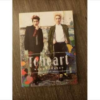 🚚 Toheart (Woohyun&Key) first mini album