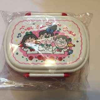 Sanrio vintage Rururugakuen Rururu Gakuen 餐盒 1992