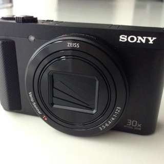 SONY數位相機 DSC-HX90V(公司貨) 送皮套+皮繩 含保固卡