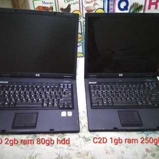 Hp compaq laptop