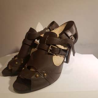 preloved hush puppies shoes