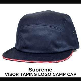 Supreme visor camp
