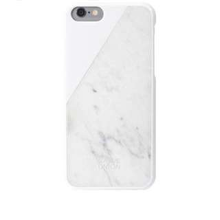 Native Union iPhone 6 marble case