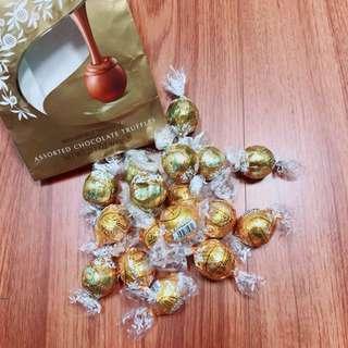 LINDOR 瑞士蓮巧克力