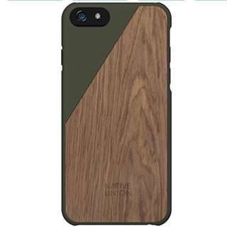 Native Union iPhone 6 Wooden case