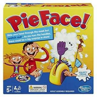 Pie Face Single