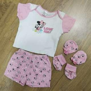 Disney Baby Set (0-3m)