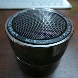 02014 Super Bass Bluetooth Speaker