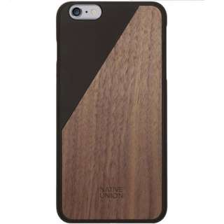 Native Union iPhone 6/6s plus Wooden case