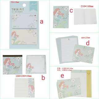 (訂購) Disney 迪士尼 Ariel 小魚仙 美人魚 items