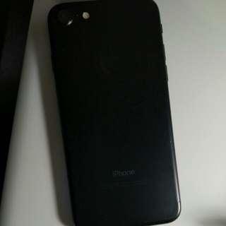 Iphone7 128g 啞黑 美版