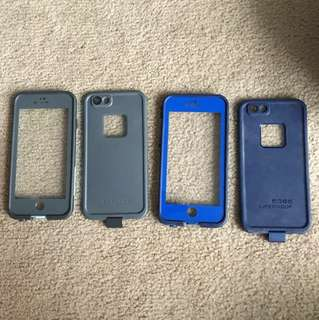 Life proof cases- iPhone 6/6s