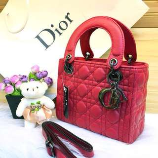 "Tas ""Dior mini"" uk 20cm"