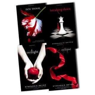 [EBOOK] The Twilight Saga + The Short Life of Bree Tanner by Stephenie Meyer