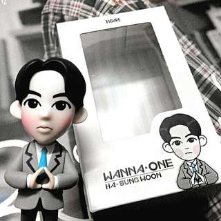 Official Ha Sungwoon Figure 7 inch