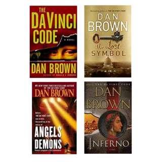 [EBOOK] Dan Brown books