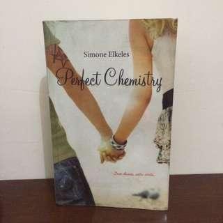 Novel Perfect Chemistry by Simon Elkeles