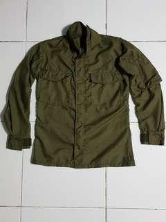 VINTAGE Shirt,Flyer's,Hot Weather,Fire Resistant.