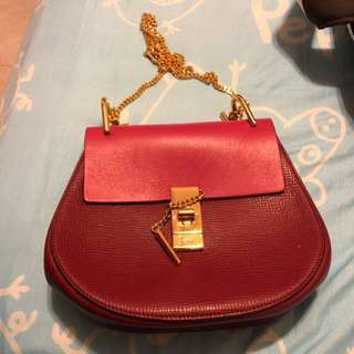 Authentic Chloe drew bag (big size)