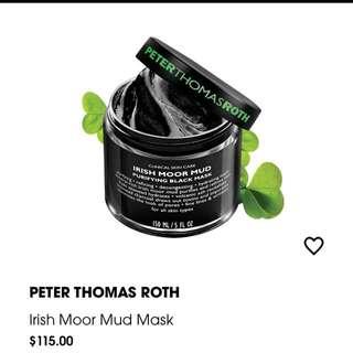 Peter Thomas Roth- Irish Moor Mud Mask