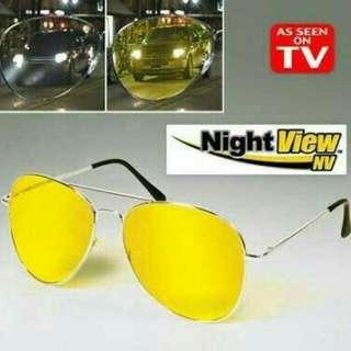 Night view glasses kaca mata