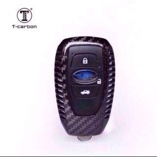 Real T-Carbon™ 100% Carbon Fiber Key case / Key Fob / Key protector (Honda / Audi / Mercede Benz / Mazda / BMW / Nissan / Qashqai / Volkswagen / Porsche / GTR / Subaru / Lexus / Land Rover)